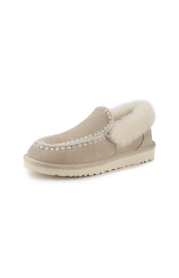 云朵包子鞋